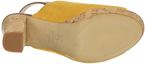 Gadea 40605, Sandali con Cinturino alla Caviglia Donna Multicolore (Ante Advocat / Soft Cuero)