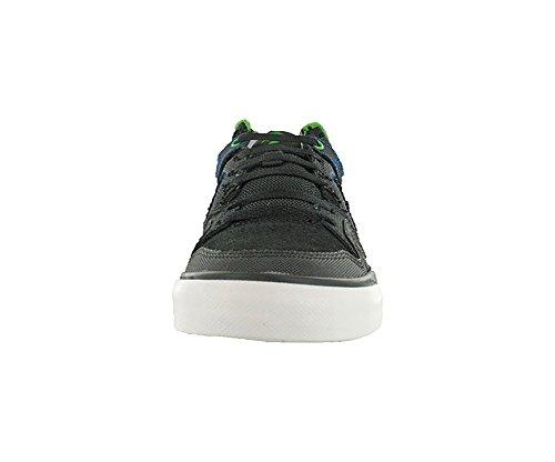 Converse hommes de Coolidge Ox Chaussures Skate - Black, Green, Royal