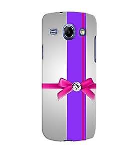 Fuson 3D Printed Designer back case cover for Samsung Galaxy Core I8262 / I8260 - D4586
