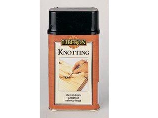 Liberon KP250 250ml Knotting Pale