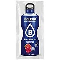 Bolero Drink (TUTTI I GUSTI) - 8gr - 0 ZUCCHERI con STEVIA (Berry Blend (FRUTTI DI BOSCO))