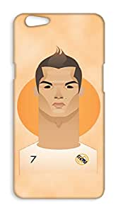 Mott2 Back Case for Oppo F1s | Oppo F1sBack Cover | Oppo F1s Back Case - Printed Designer Hard Plastic Case - Cristiano Ronaldo-CR7 theme