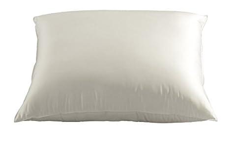 Häussling 110380302011 Komfort Plus 3-Kammer-Kissen, 80 x 80 cm, 90% Daunen 10% Federn