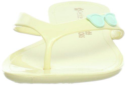 Petite Jolie PJ447 Damen Zehentrenner Gelb (BAUNILHA)