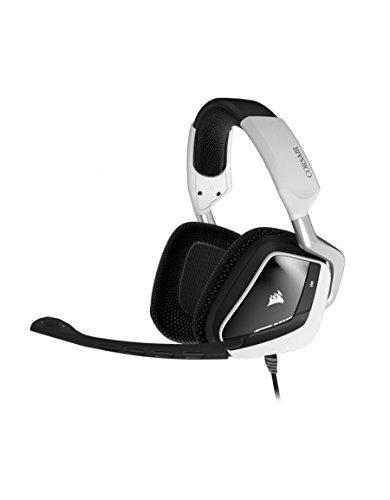Corsair - Auriculares cómodos Gaming PC USB, Dolby