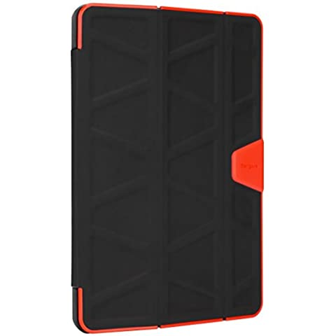 Targus 3D Protection - Funda para Apple iPad Air & Air 2, color negro