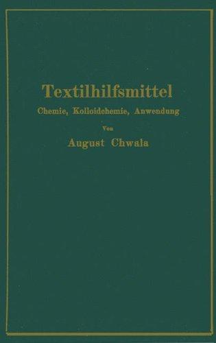 Textilhilfsmittel: