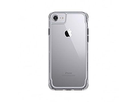 Griffin Survivor Clear Coque pour iPhone 7+/7+ Dual/6s+/6+ - Gris