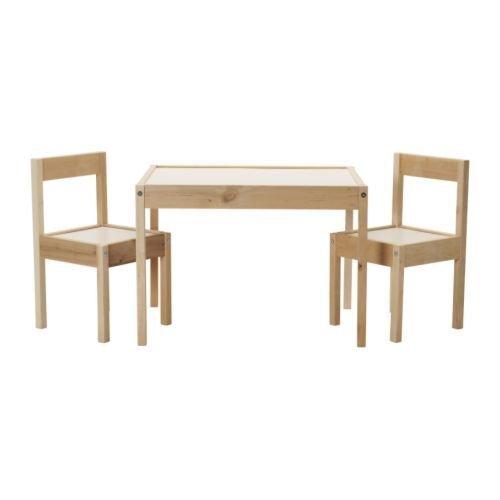 """IKEA """"LÄTT"""" Kindertisch mit 2 Stühlen - 2"""