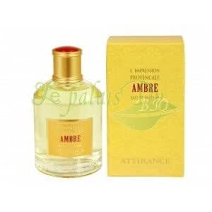 Attirance - Eau de Parfum AMBRE - 100 ml