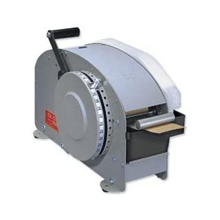 Brand New. Adpac Gummed Paper Tape Dispenser Heavy Duty Manual Variable Length Capacity 77mm Width Ref BP333