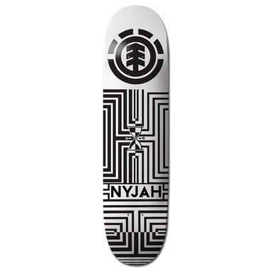 elemento-skateboard-deck-element-nyjah-optica-unisex-white-825-inch