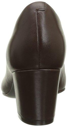 Rockport Phaedra Pump, Scarpe col tacco donna marrone (Marron Foncé)