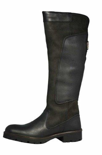 01 Schwarz Schwarz Country Stiefel 3922 Clare Dubarry Damen Black qa85Ywx