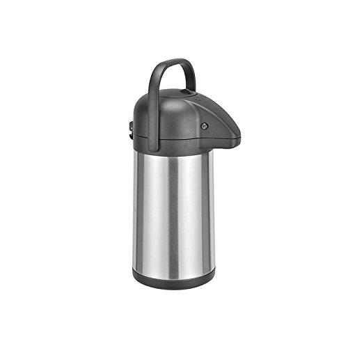 Airpot 2,2 L Pumpkanne Isolierkanne Thermo Kanne Kaffeekanne Camping Edelstahl