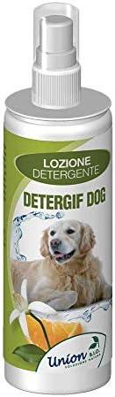 Union B.I.O. Soluzione Natura s.r.l. Cgdtd125Ml Detergif Dog Detergente Spray Senza Risciacquo 125Ml