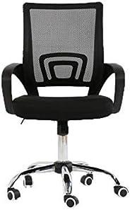Office Chair Computer Desk Fabric Adjustable Ergonomic Swivel Lift by Galaxy