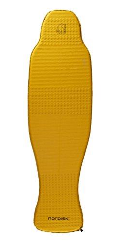 Nordisk Grip 2.5R Self. Infl. Mat Gymnastikmatte, Gold (Mustard), L