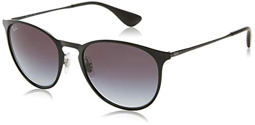 Ray Ban Sonnenbrillen Unisex RB3539 002/8G, Black / Grey Gradient Metallgestell