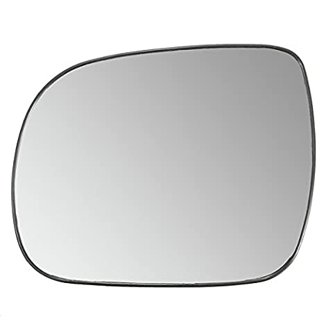 Car Mirror Glass Left passenger side Heated Wing Door pour Lexus RX300350–400H 2003–2009