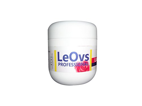 LeOvs Professional Lacto Bleach Tan Removal Cream for Instant Glow 500 Gm