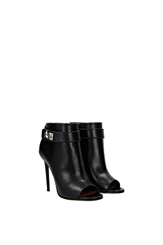 BE08671004001 Givenchy Chaussure mi montantes Femme Cuir Noir Noir