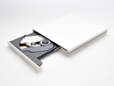 Blu Ray Combo Laufwerk DVD Brenner USB 3.0 Slim Extern für Apple MacBook, MacBook Pro, MacBook Air, Mac mini, iMac, Mac Pro,