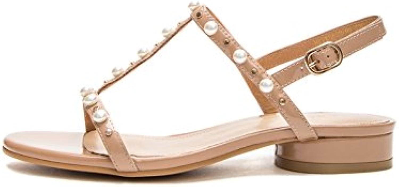 Pleaser Roman10/G/Pu, Sandalias para Mujer - En línea Obtenga la mejor oferta barata de descuento más grande