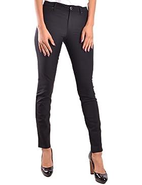 Pinko Mujer UMILEZ99 Negro Poliamida Pantalón