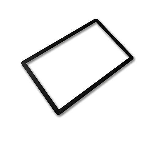 """Für Apple iMac 20"""" A1224 Glas Scheibe Front Screen Panel Bezel 2007 2008 2009 schwarz"""