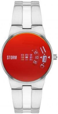 Storm London NEW REMI SQ LAZER RED 47430/R Orologio da polso uomo