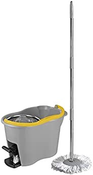 Apex SPIN MOP, Grey / Yellow, 10580
