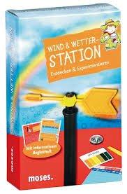 Preisvergleich Produktbild Moses 9652 Expedition Natur Wind & Wetter-Station