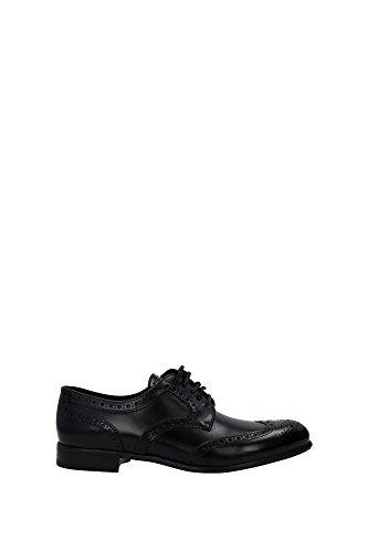CN0012AC80180999 Dolce&Gabbana Lace up Shoes Women Leather Black