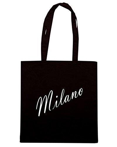T-Shirtshock - Borsa Shopping OLDENG00582 milano products Nero