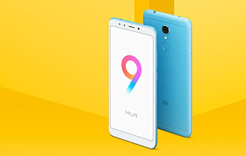 Xiaomi Redmi 5 Dual SIM 16 GB azul