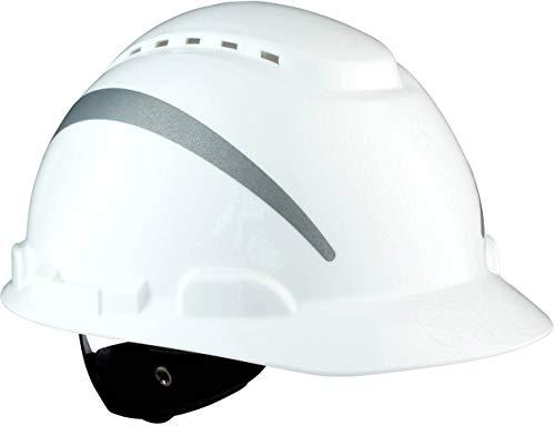 3M Schutzhelm Weiß H700 Reflex H700NVWR EN 397
