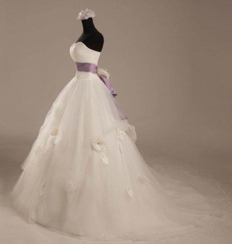 Lemandy - Robe - Trapèze - Uni - Femme blanc blanc Custom-made