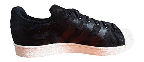 Adidas Originals Superstar Weave Mens Trainers Sneakers Chaussures CBLACK/CBLACK/OWHITE AQ6745