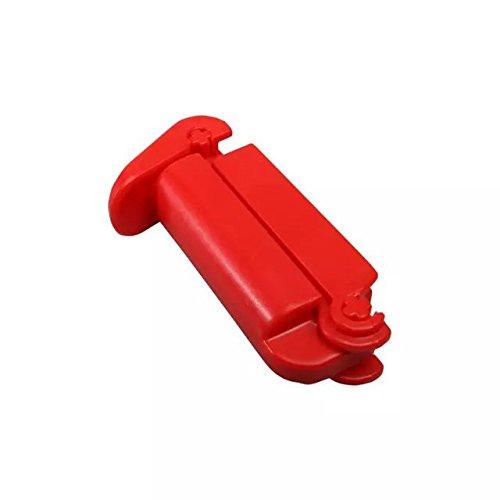 Goliton® clip boucle de sécurité ceinture de voiture pour enfants-Rouge