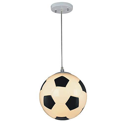 Wonderlamp W-A000118 Lámpara techo infantil futbol