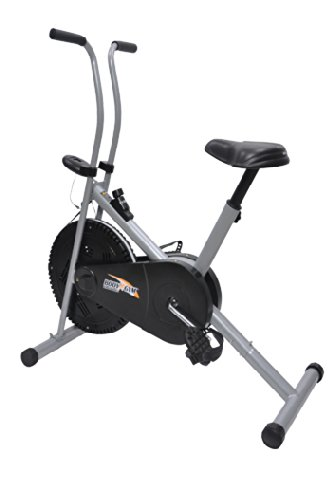 Body Gym Air Bike Bga 1001 Exercise Bike  available at amazon for Rs.6379