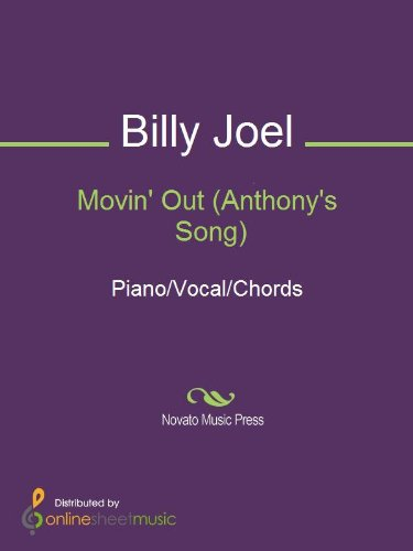 Movin\' Out (Piano/Vocal/Guitar): Amazon.co.uk: Billy Joel: Books