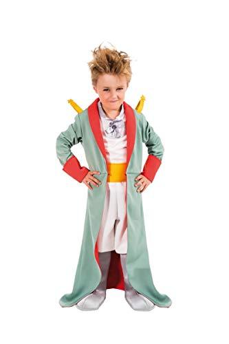 ne Prinz-Lizenzkostüm für Kinder bunt 116 (5-6 Jahre) ()