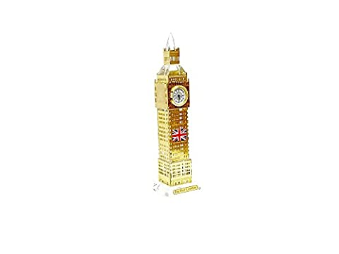Ornament London Big Ben Tower Souvenir Christmas Gift - Metal