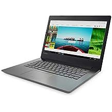 Lenovo Ideapad 320 80XG009VIN 14.0-inch Laptop (I3-6006U/4GB/1TB/DOS/Integrated Graphics), Onyx Black