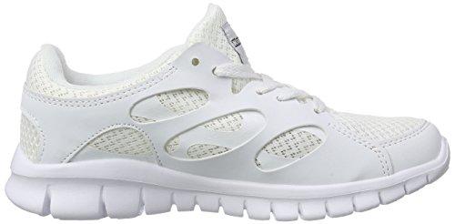 Unisex Sneakers Unisex Kappa FOX Wei LIGHT FOX Sneakers Kappa Erwachsene LIGHT Wei Kappa Erwachsene BCwCY4qU