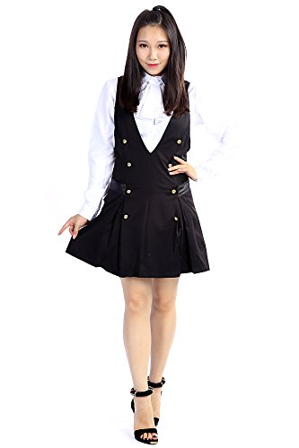 Inu x Boku SS Secret Service Riricho Shirakiin Ririchiyo V3 School Uniform (Secret Kostüme Halloween Service)