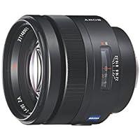 Sony SAL85F14Z, Tele-Objektiv (85 mm, F1,4 ZA, Planar T*, A-Mount Vollformat, geeignet für A99 Serie) schwarz