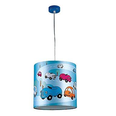 1 Luce a sospensione LGHT bella con auto colorate sulla lampada, 220-240V